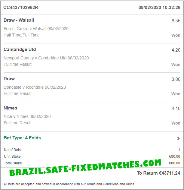 BEST FIXED BETTING 100% SURE
